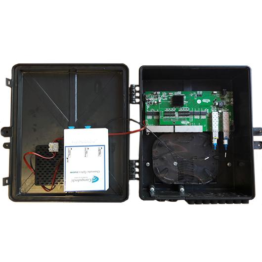 Chaveador Óptico Xwave  - ComputechLoja