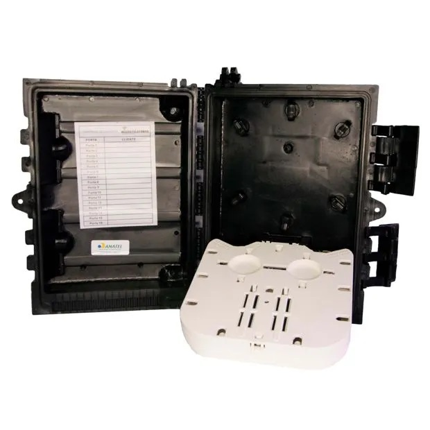 kit 10 Caixas CTO 16 Atendimentos  - COMPUTECH TECNOLOGIA