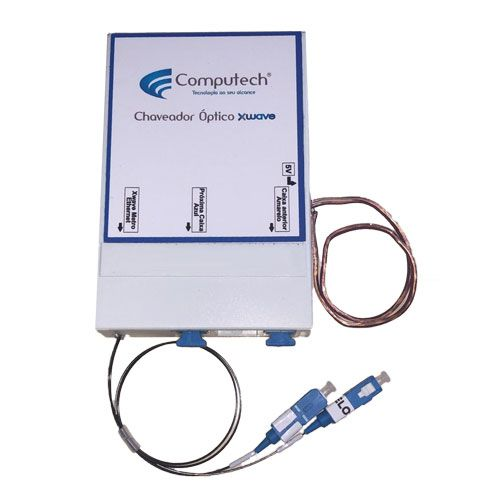Kit 4 unidades Chaveador Óptico Xwave  - COMPUTECH TECNOLOGIA