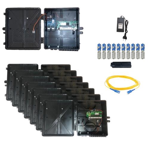 Kit Ilha Xwave Metro Destacável FAST 2.0 - 50 Clientes - Planos de até 50 Mbps (errado)  - ComputechLoja