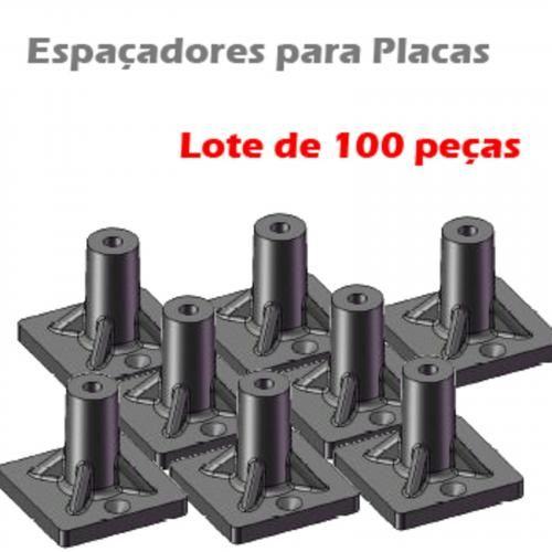 Lote de 100 Espaçadores para Placas  - ComputechLoja