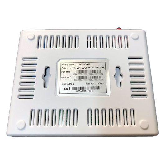 ONU GPON WiTek 1 porta - WI-G0  - ComputechLoja