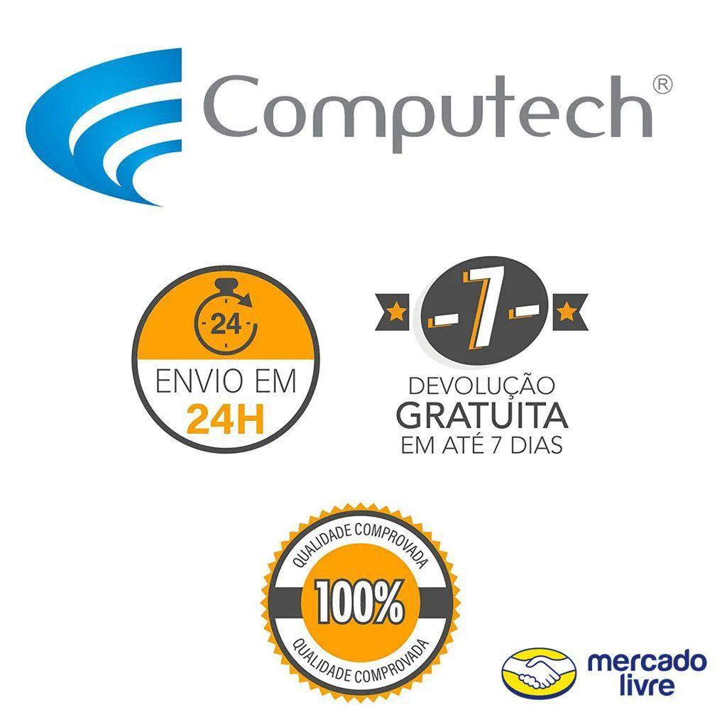 Par de Conversores de Mídia 1FO + 1GE para PTP ou FTTH Metro  - ComputechLoja