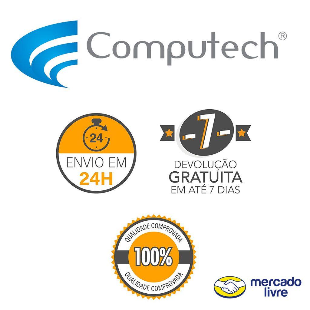 Placa Xwave PobreNet Giga - PCBA com cabo 12v P4/P8  - COMPUTECH TECNOLOGIA