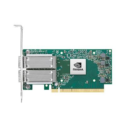 Placa De Rede Dual 100gb Mellanox Mcx516a-Ccat Connectx-5  - COMPUTECH TECNOLOGIA