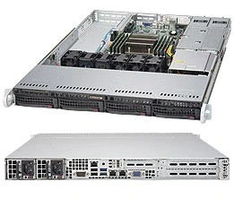 Server CGNAT 1u até 50 Gbps + Licença NFware 20Gbps  - ComputechLoja