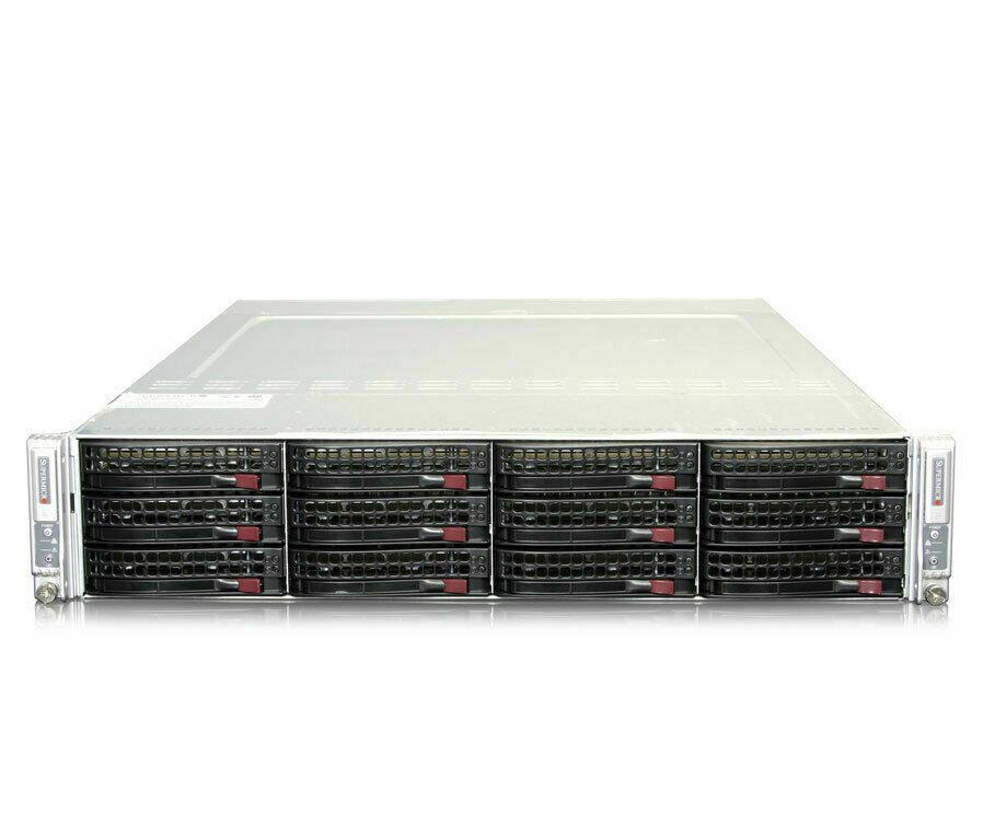 Server CGNAT 4u até 200 Gbps + Licença NFware 50 a 200Gbps  - COMPUTECH TECNOLOGIA