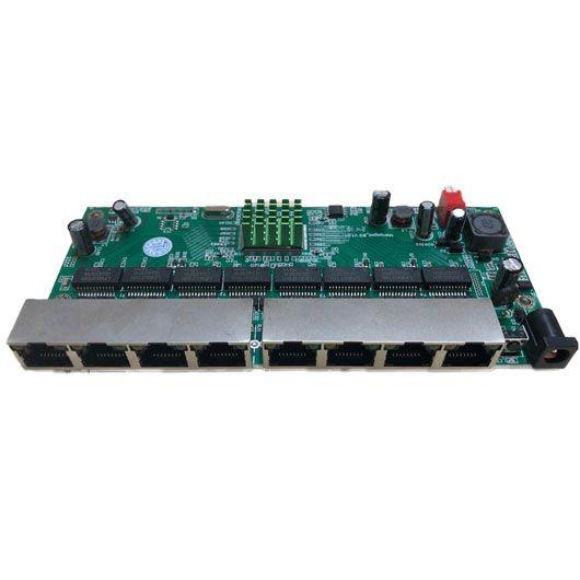 PCBA PAC Switch 8 portas Gigabit Gerenciável (WI-PMS308GR)  - ComputechLoja