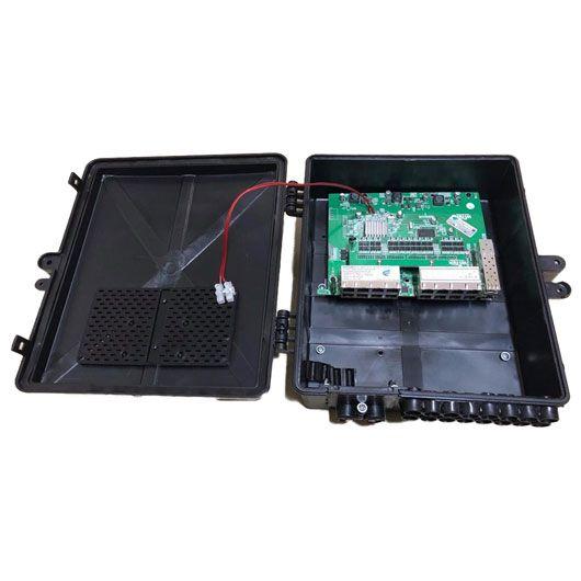 Xwave Metro Switch 16 portas FAST + 2 portas SFP (WI-PS118GFR)  - ComputechLoja