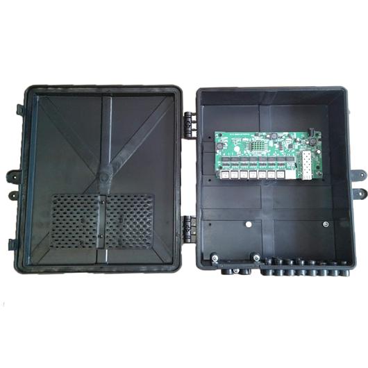 Xwave Metro Switch PoE Reverso Gerenciável 8GE + 1SFP (WI-PMS308GFR)  - ComputechLoja