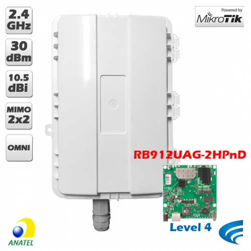 Xwave MultiBox MKAP2-LR  - ComputechLoja