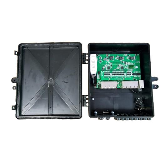 Xwave MultiPAC EPON Gigabit 16 portas POE Reverso + ONU  - ComputechLoja