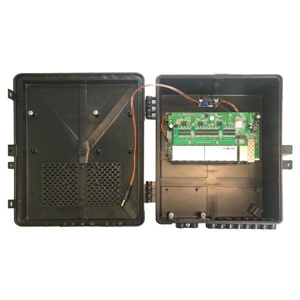 Xwave MultiPAC Switch Metro - 16FE + 2GE + 1SFP (WI-PS118GR)  - COMPUTECH TECNOLOGIA