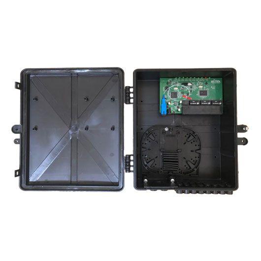 Xwave PAC GPON 7 Portas PoE Reverso (WI-G1)  - ComputechLoja