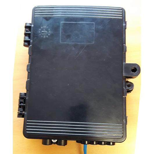 Xwave PobreNet PAC Switch 8 Portas Fast Ethernet 12 - 48v com caixa  - ComputechLoja