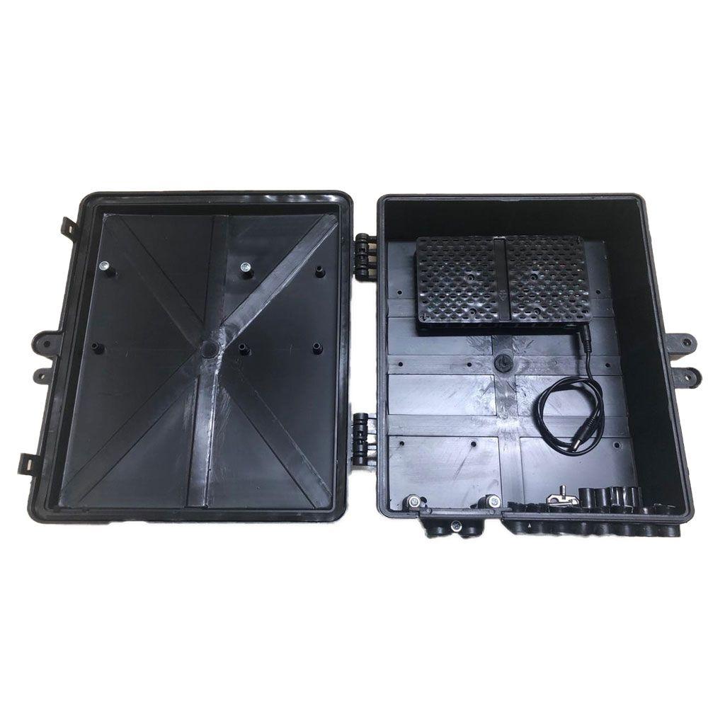 Xwave PAC Switch 8 Portas Gigabit Gerenciável (WI-PMS308GR)  - ComputechLoja