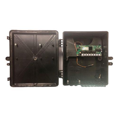 Xwave PobreNet Giga PAC Switch 8 Portas - 12v a 48v com caixa  - ComputechLoja