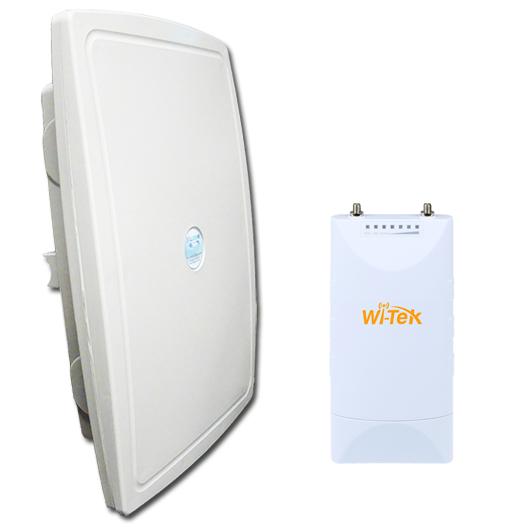 Xwave SuperPOP MIMO Wi-Tek CPE514SMA  - ComputechLoja