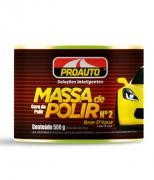Massa de polir para carro - ProAuto