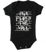 Body manga curta Pink Floyd