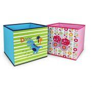 Caixa Organizadora Infantil