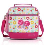 Lancheira Térmica Pink Jacki Design