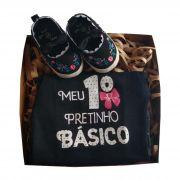 Pretinho Básico Baby Fashion