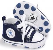 TENIS BABY STAR - Marinho