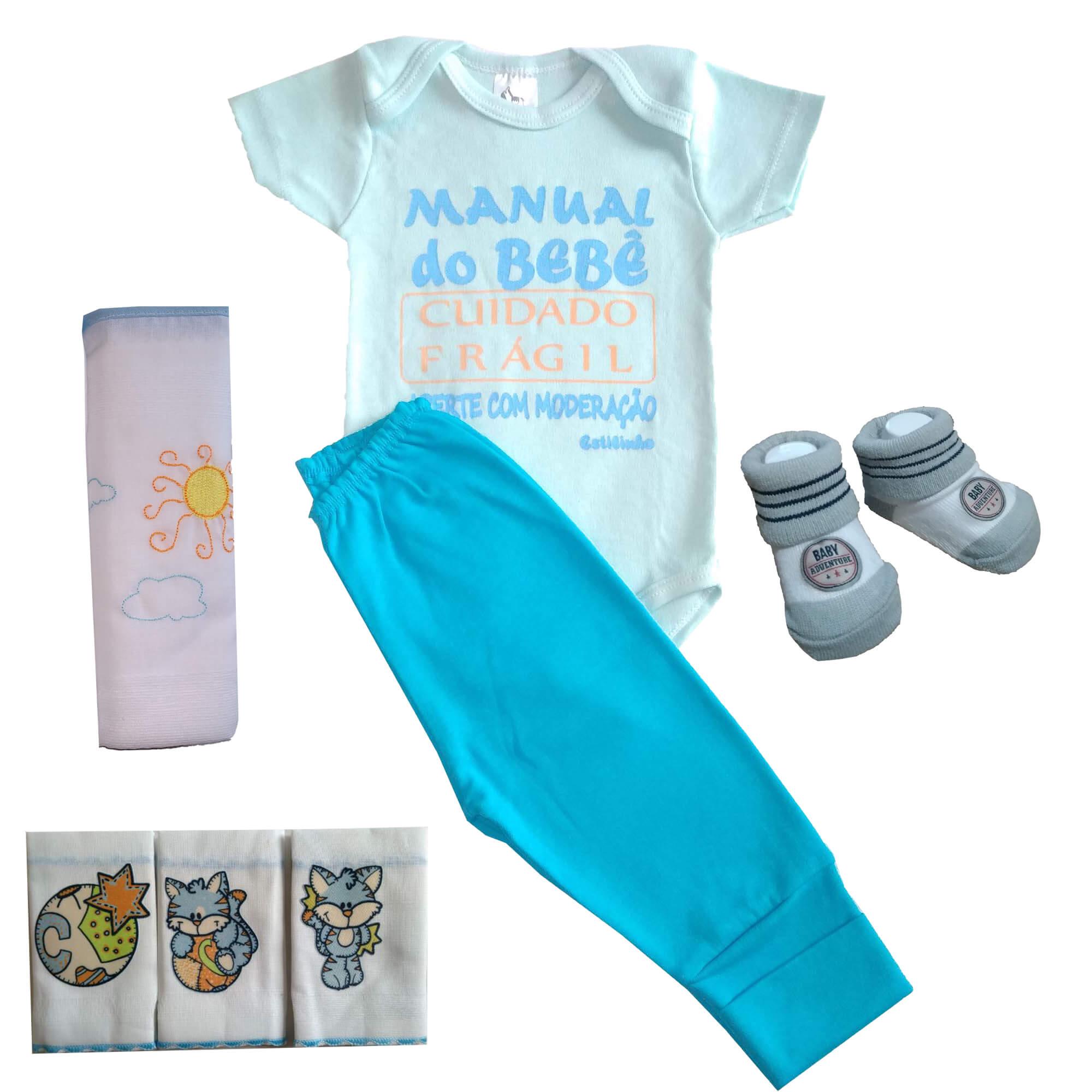 Baby Fofys Blue