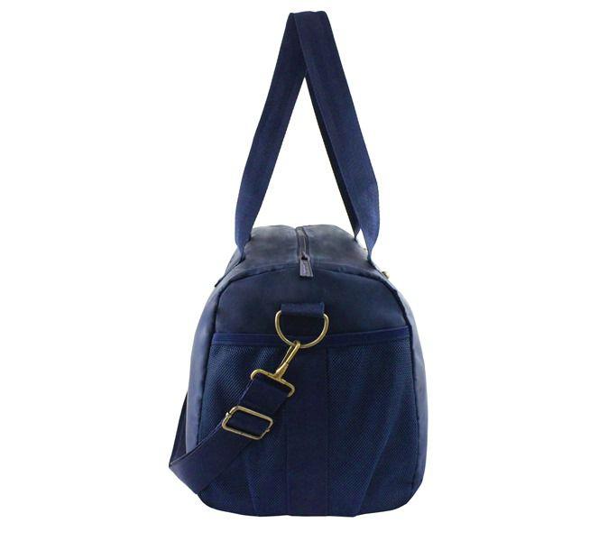 Bolsa de Viagem/Academia Masculina Azul