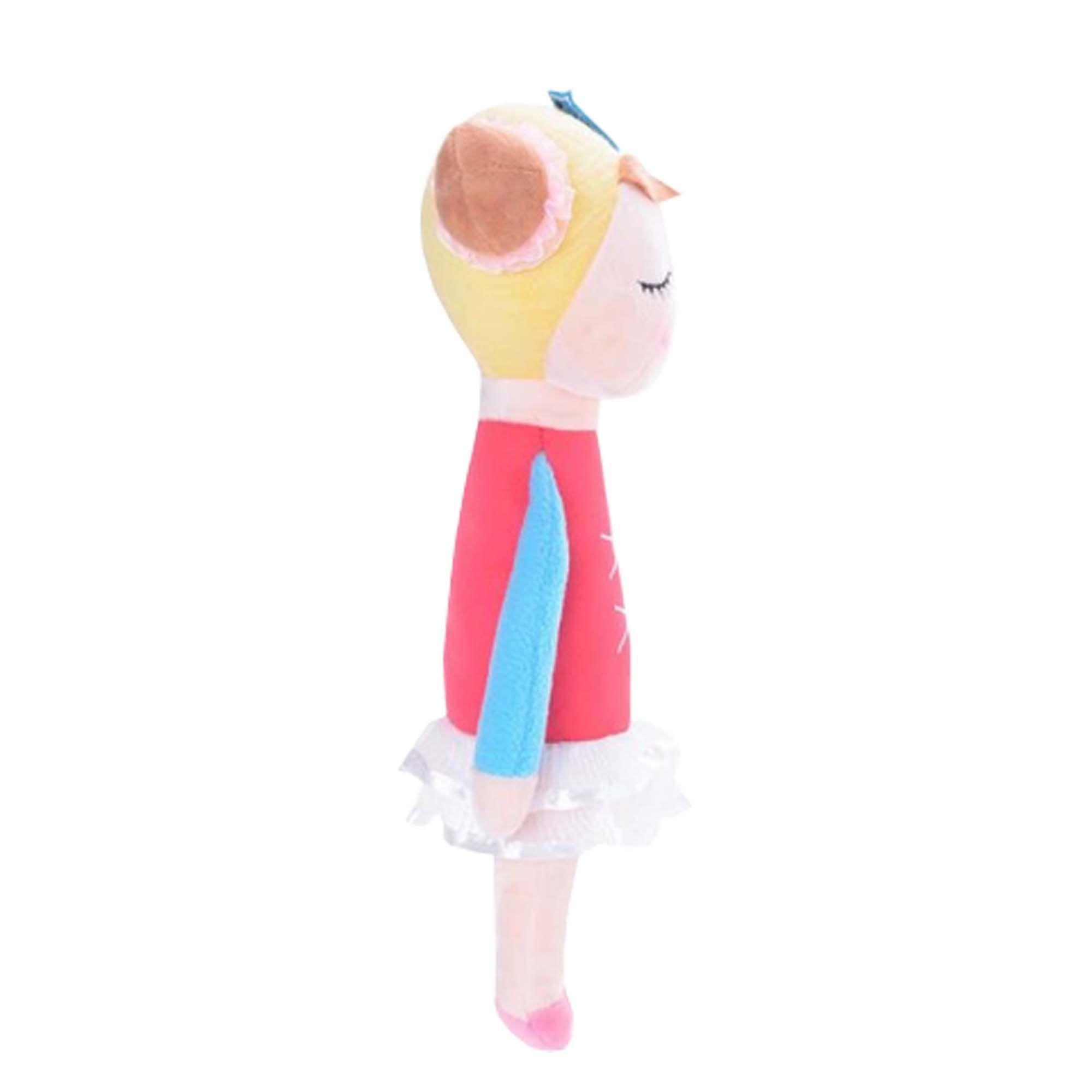 Boneca de Pelucia Angela Bailarina - Metoo
