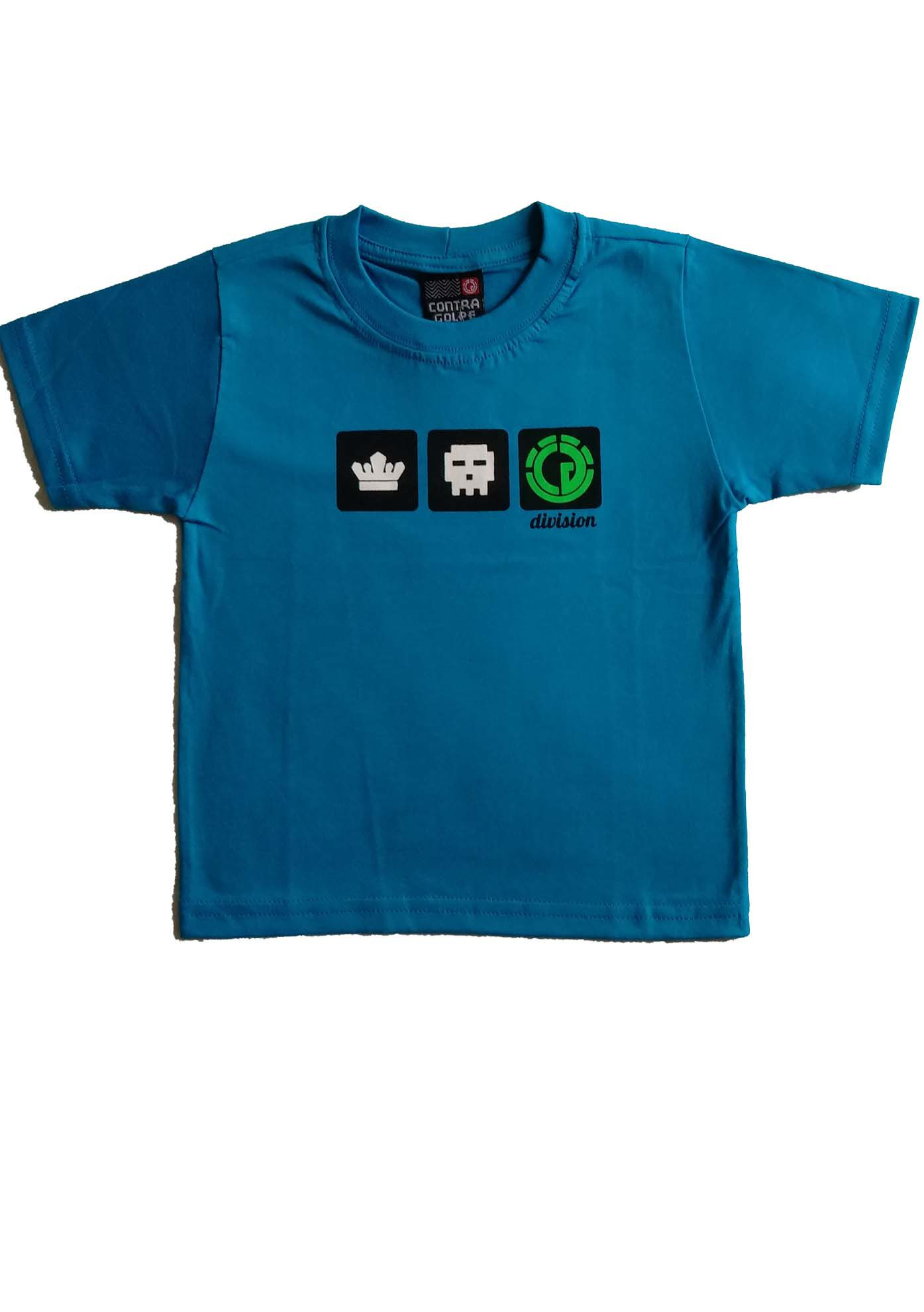 CAMISETA SURFEROS C/ SILK DIVISION ROYAL
