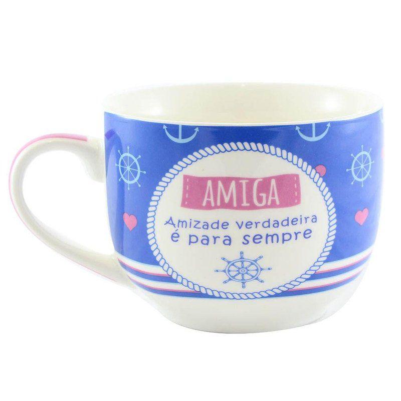 CANECA DE SOPA  VERDADEIRAS AMIGAS