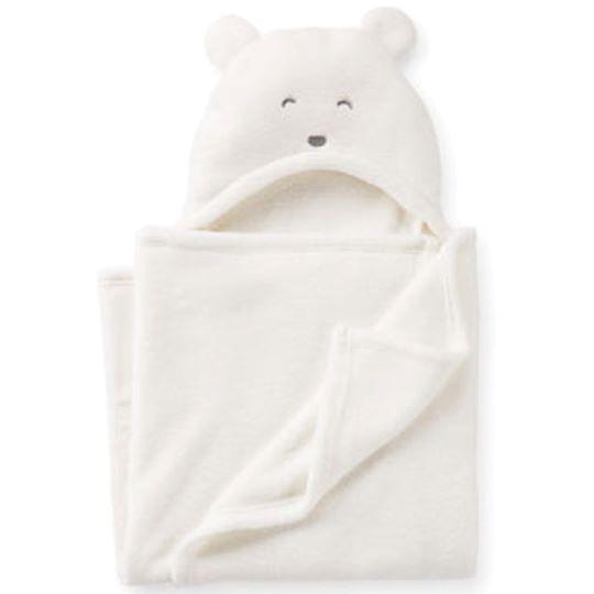Cobertor Blanquet Branco Carters