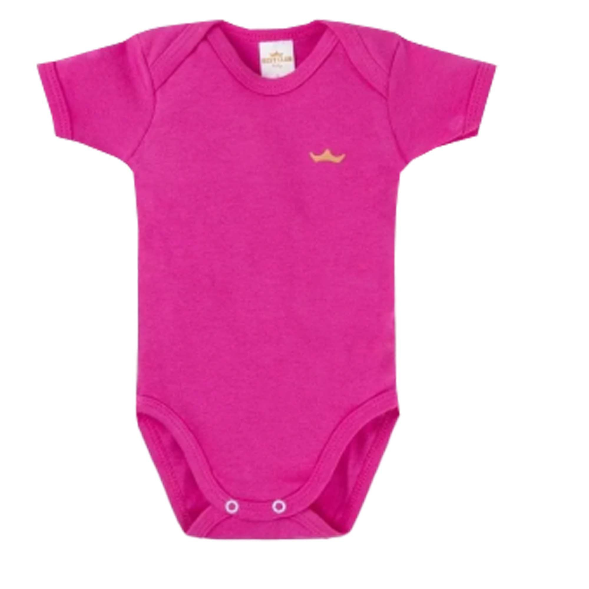 Conjunto Sereia Pink  - Tam P