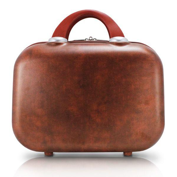 Frasqueira Vintage Marrom Jacki Design