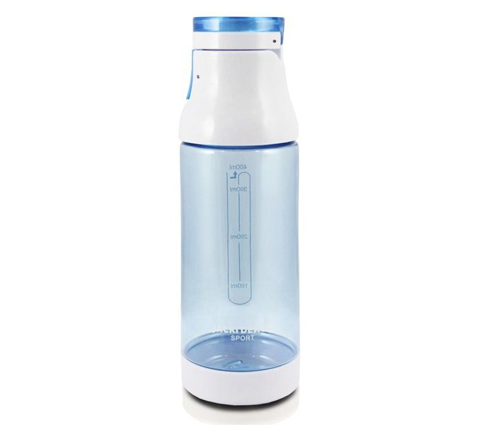 Garrafa 400ml c/ Alça superior e Trava Jacki Design