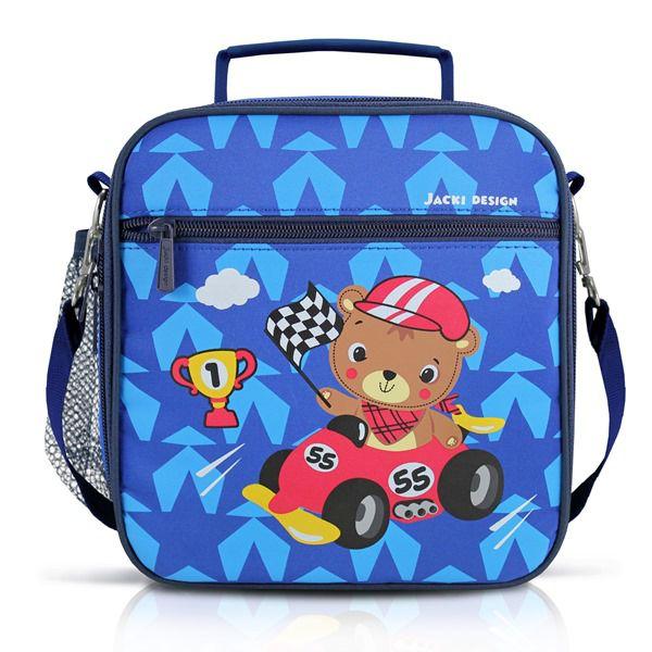 Lancheira Térmica Infantil - Urso Azul