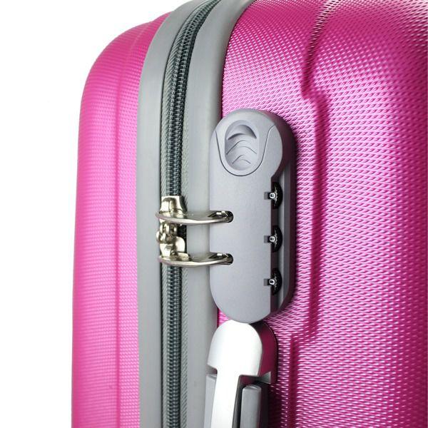 Mala de Viagem Love Pink
