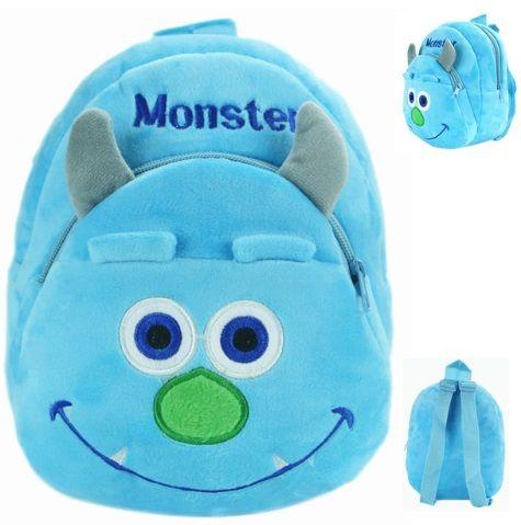 MOCHILA BABY - Monstros SA