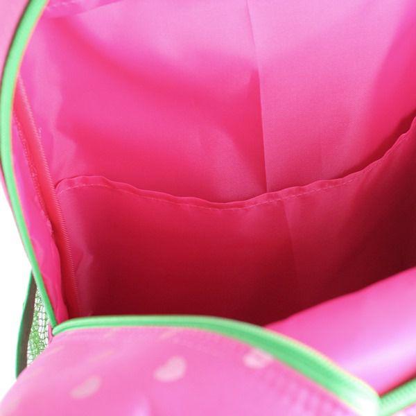 Mochila com Rodinhas (G) Pink