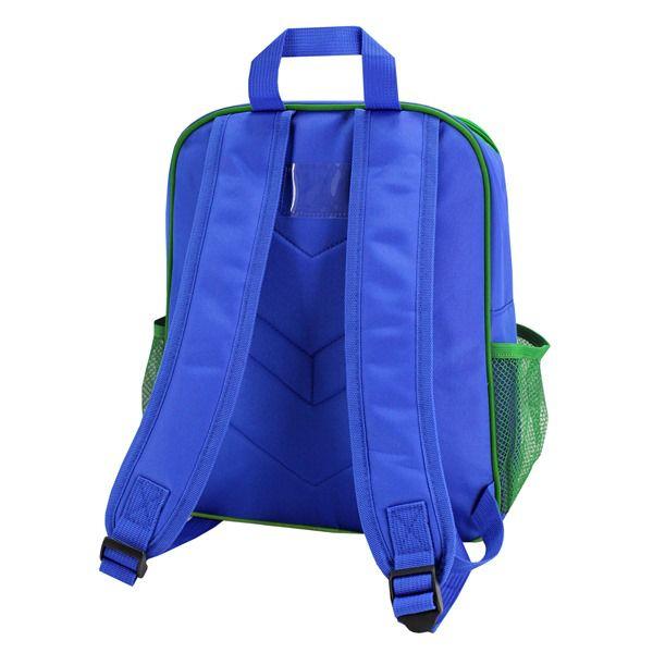 Mochila Escolar Azul Jacki Design