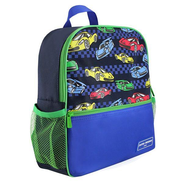 Mochila Escolar - Carro Jacki Design