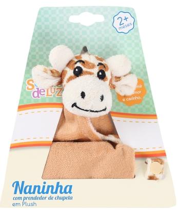 NANINHA GIRAFA - PRENDEDOR CHUPETA
