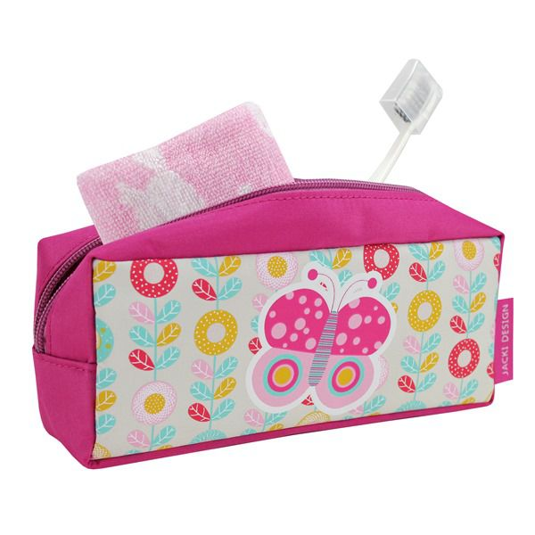 Necessaire/ Estojo Pink Jacki Design