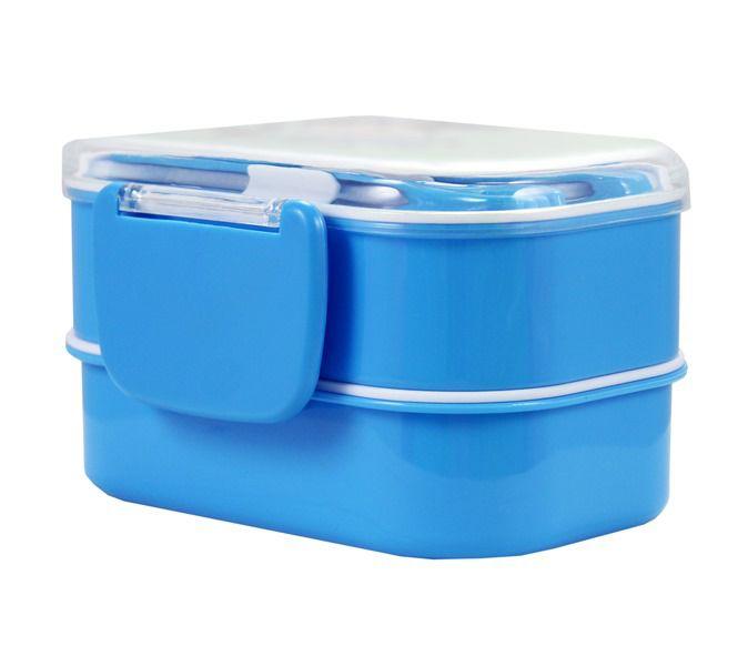 Pote p/ Lanche de 2 Andares Azul