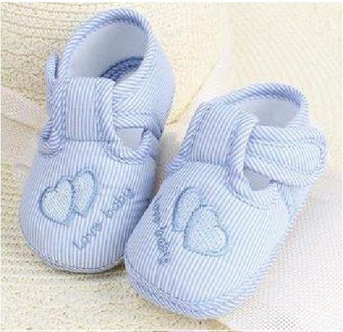 SAPATILHA BABY  - Azul claro