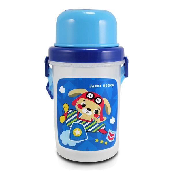 Squeeze 450ml Infantil - Cachorro Azul