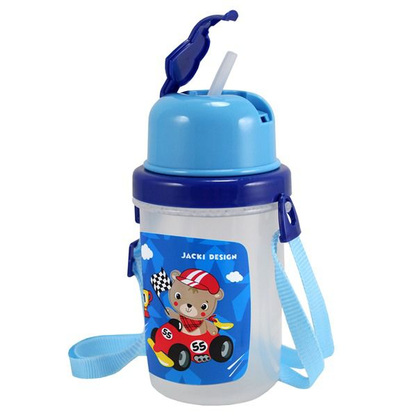 Squeeze 450ml Infantil - Urso Azul