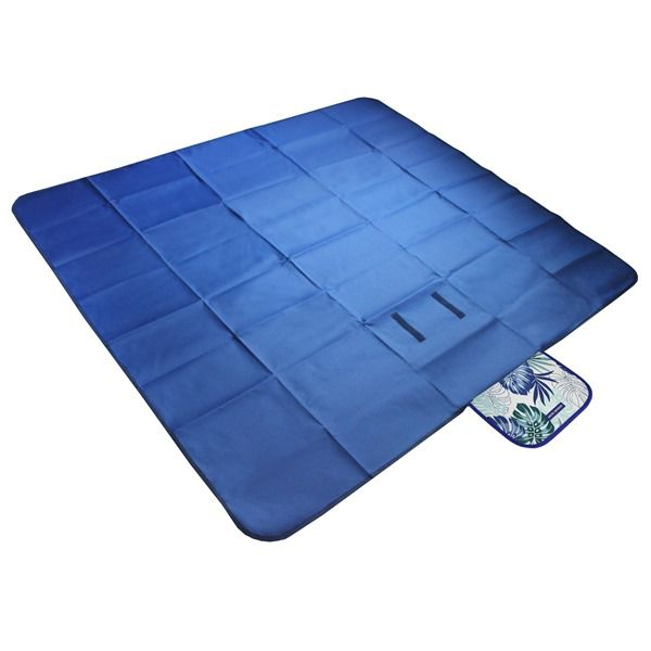 Tapete p/ Piquenique Impermeável Azul